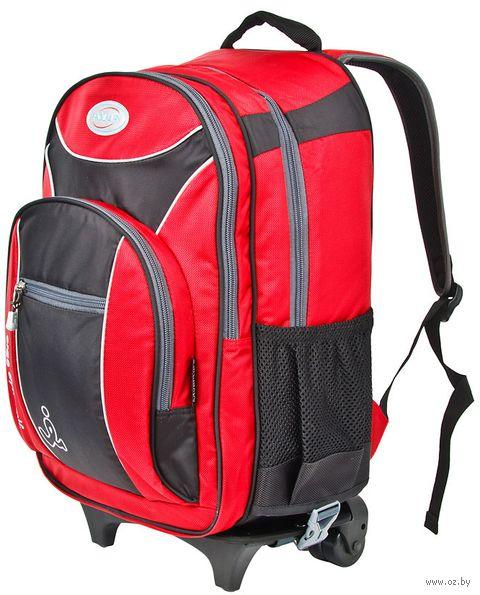Рюкзак П382 (21,5 л; красный) — фото, картинка