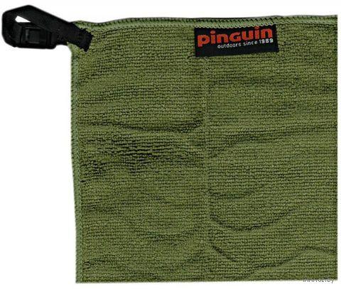 """Полотенце """"Towel Terry"""" (60x120 см; олива) — фото, картинка"""