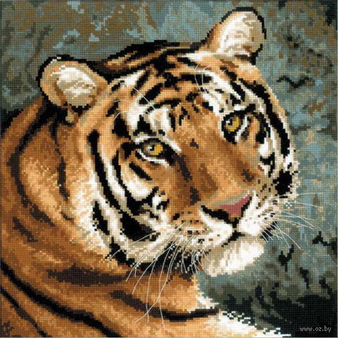 "Вышивка крестом ""Амурский тигр"" (арт. 1282)"