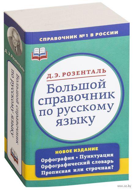 Большой справочник по русскому языку — фото, картинка