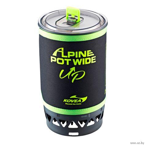 """Горелка газовая """"Аlpine Pot WIDE 1,5 л"""" — фото, картинка"""