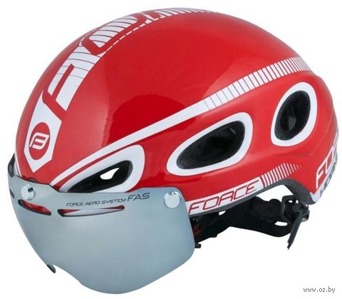 """Шлем велосипедный """"Hornet"""" (L; красный) — фото, картинка"""