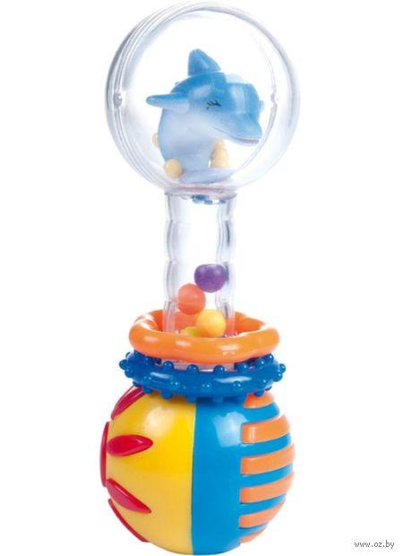 "Погремушка ""Прозрачный шар"""