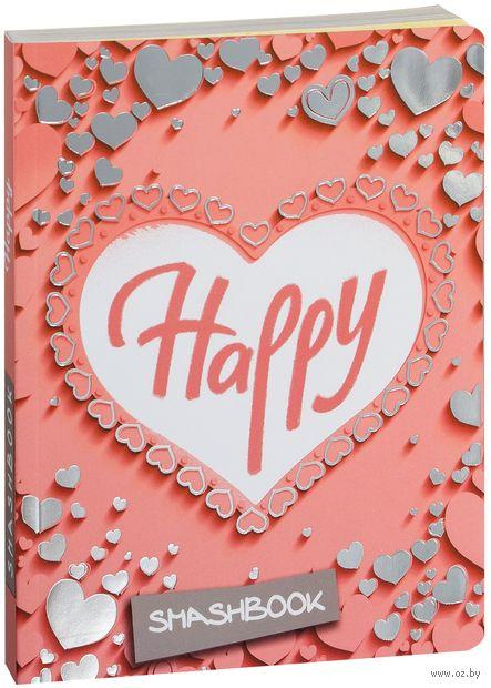 Happy (c наклейками) — фото, картинка
