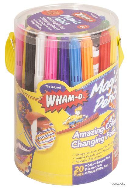 """Фломастеры-аэрографы """"Magic Pens"""" (36 предметов) — фото, картинка"""
