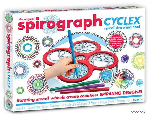 "Спирограф ""Cyclex"" — фото, картинка"