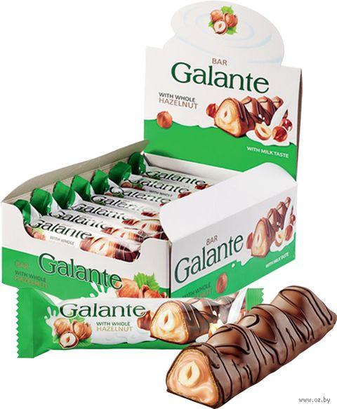 "Батончик шоколадный ""Galante"" (38 г) — фото, картинка"