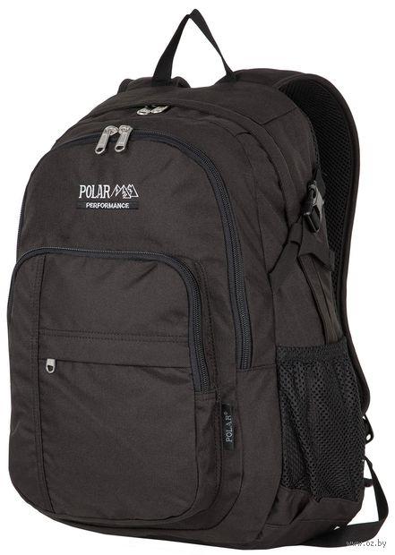Рюкзак П1991 (22,1 л; чёрный) — фото, картинка