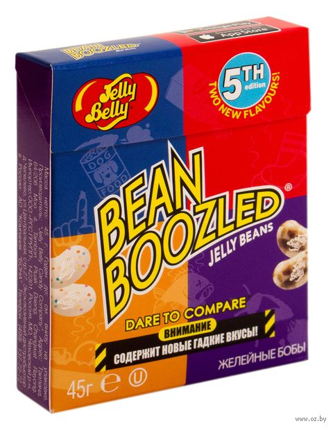 "Драже ""Jelly Belly. Bean Boozled"" (45 г) — фото, картинка"