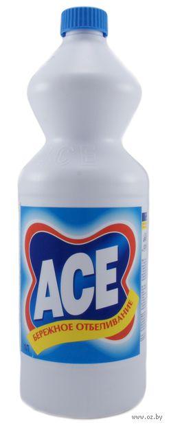 """Жидкий отбелеватель ACE """"Бережное отбеливание"""" (1 л)"""