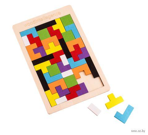 """Развивающая игрушка """"Тетрис"""" (арт. 277A-2878) — фото, картинка"""