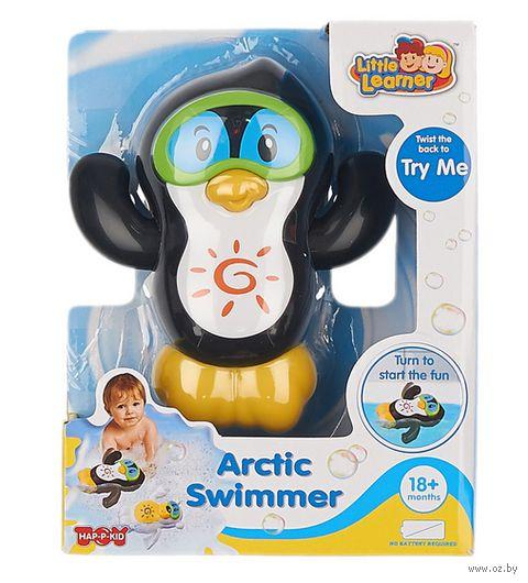 """Заводная игрушка для купания """"Арктический пингвин"""""""