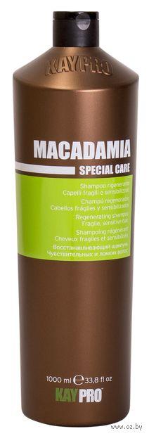 """Шампунь для волос """"С маслом макадамии"""" (1 л) — фото, картинка"""