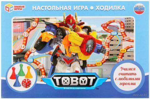 Ходилка. Tobot — фото, картинка