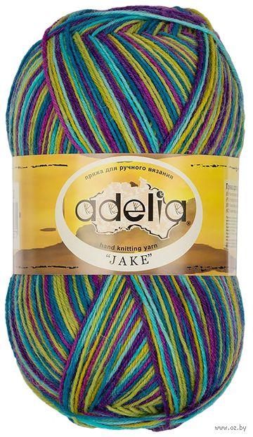 """Пряжа """"Adelia. Jake №23"""" (100 г; 400 м; секционный) — фото, картинка"""