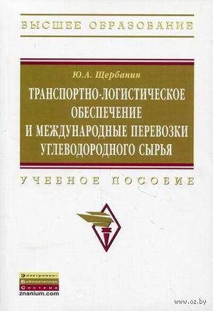 Транспортно-логистическое обеспечение и международные перевозки углеводородного сырья. Юрий Щербанин