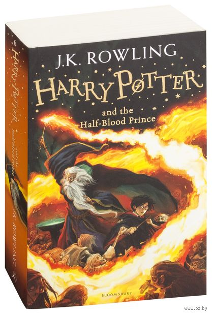 Harry Potter and the Half-Blood Prince (Children Cover) — фото, картинка