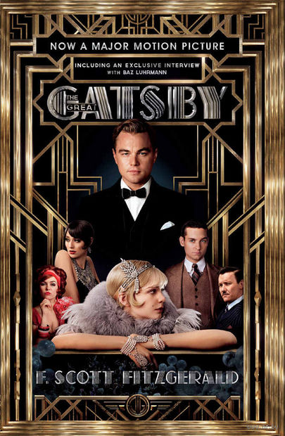 The Great Gatsby. Including an Interview with Director Baz Luhrmann — фото, картинка