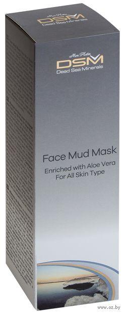 "Маска для лица ""DSM. Грязевая"" (150 мл) — фото, картинка"