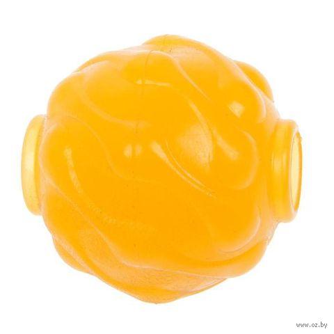 """Игрушка для собак """"Мяч"""" (6,2 см) — фото, картинка"""