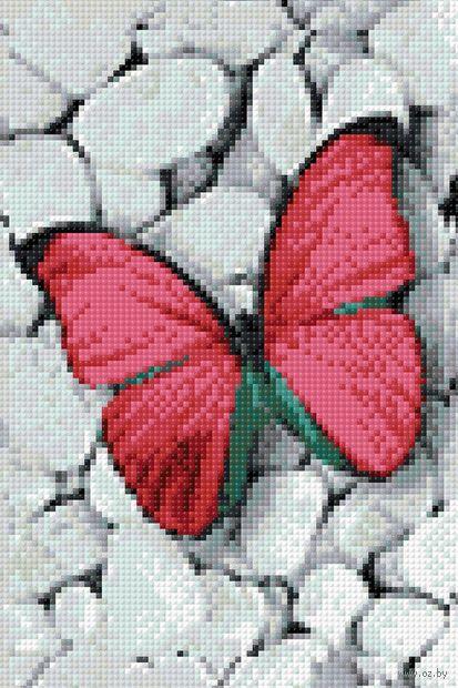 """Алмазная вышивка-мозаика """"Мгновение"""" (200х300 мм) — фото, картинка"""