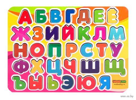 """Рамка-владыш """"Изучаем буквы и алфавит 2"""" — фото, картинка"""