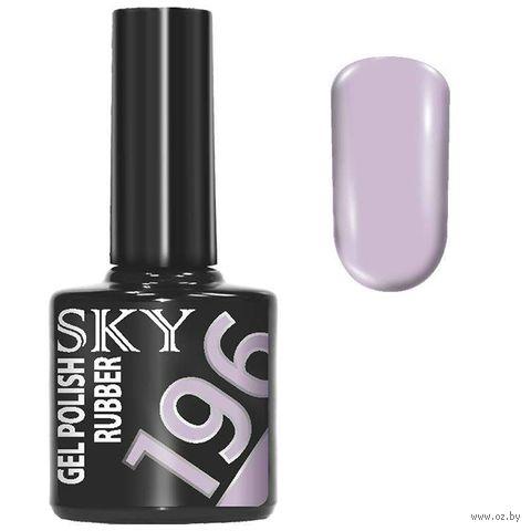 """Гель-лак для ногтей """"Sky"""" тон: 196 — фото, картинка"""