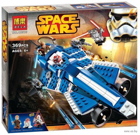 """Конструктор """"Space Wars. Звёздный истребитель Энакина"""" (369 деталей) — фото, картинка"""