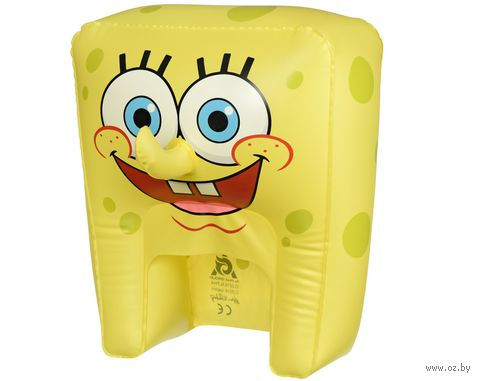 """Шляпа надувная """"SpongeBob. Спанч Боб смеётся"""" — фото, картинка"""