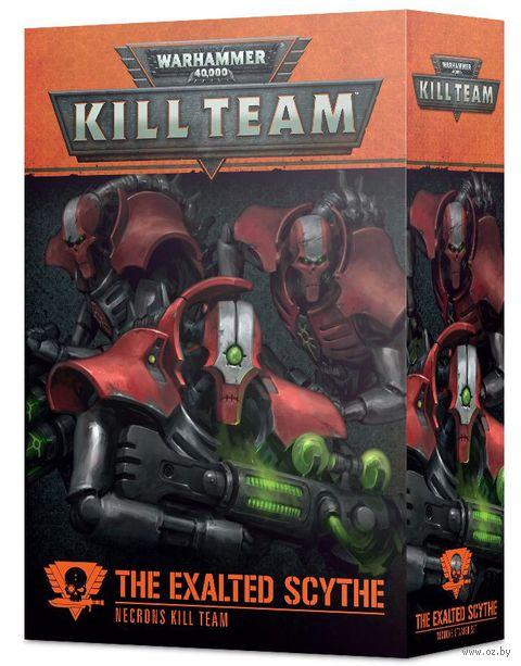 Warhammer 40.000. Kill Team. Necrons. The Exalted Scythe. Starter Set (102-28-60) — фото, картинка