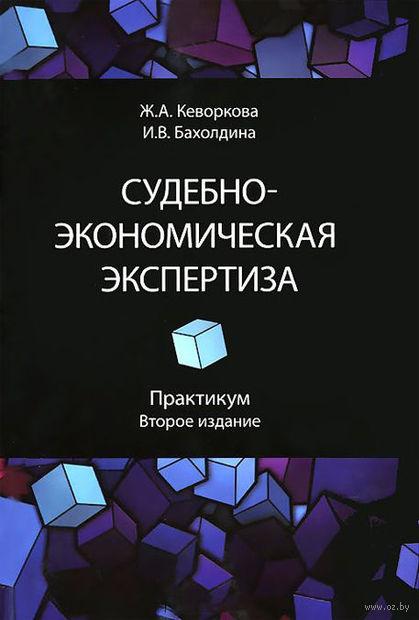 Судебно-экономическая экспертиза. Практикум. Жанна Кеворкова, Ирина Бахолдина