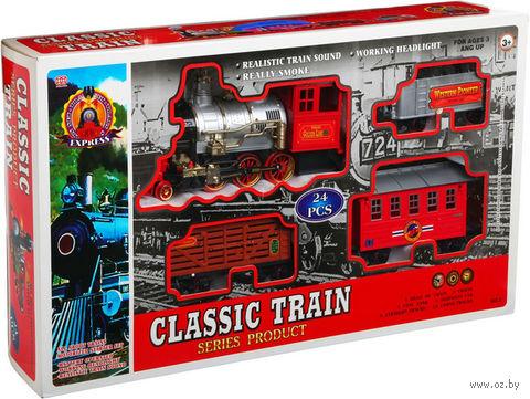 """Железная дорога """"Классический поезд"""" (арт. 3) — фото, картинка"""