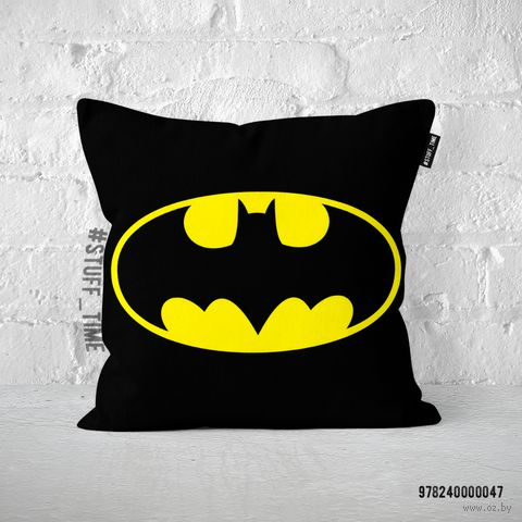 """Подушка """"Бетмен"""" (арт. 047)"""