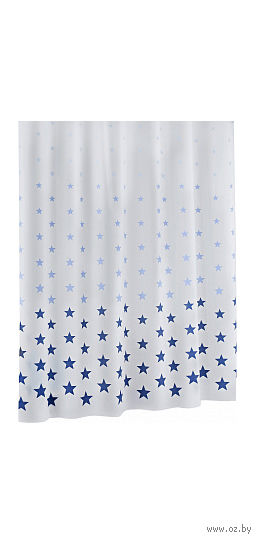 Занавес-шторка для ванной (180х200 см; арт. 32623) — фото, картинка