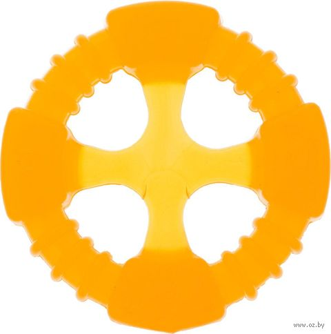 "Игрушка для собак ""Кольцо"" (10,4х2,3 см) — фото, картинка"
