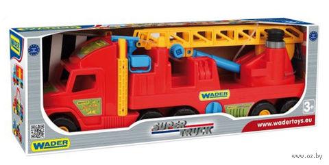 "Машинка ""Пожарная. Super Truck"" — фото, картинка"