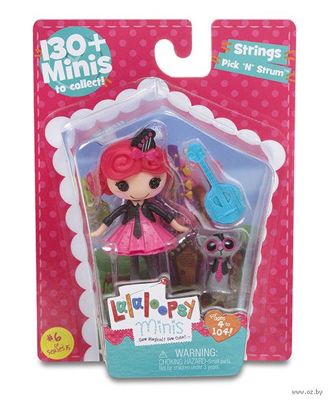 """Кукла """"Lalaloopsy Mini. Тонкие струнки"""""""