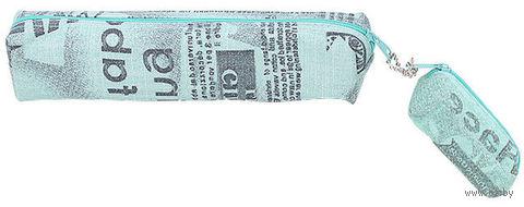 "Пенал-тубус мягкий ""Darvish"" с брелоком (арт. DV-5300) — фото, картинка"