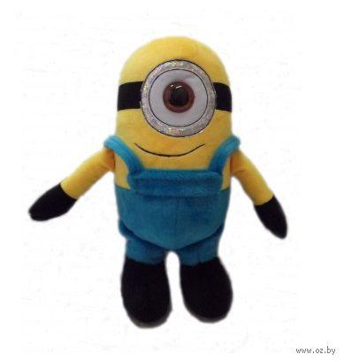 """Мягкая игрушка """"Смешной Стюарт"""" (38 см) — фото, картинка"""