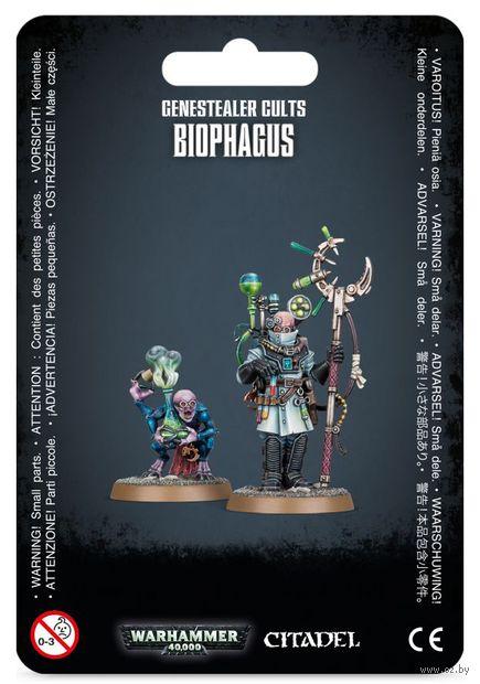 Warhammer 40.000. Genestealer Cults. Biophagus (51-44) — фото, картинка