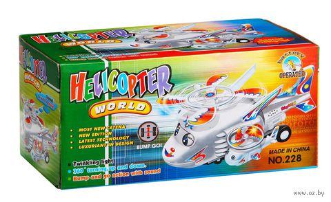 "Игрушка ""Вертолет"" (арт. 228)"