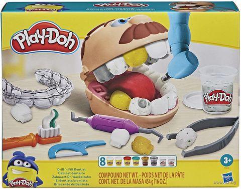 """Набор для лепки """"Play-Doh. Мистер Зубастик"""" — фото, картинка"""