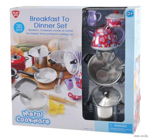 Набор детской посуды (арт. 6979) — фото, картинка