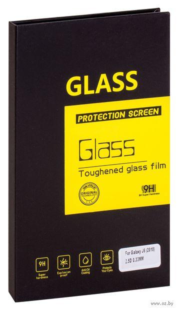 Защитное стекло Biggo для Samsung Galaxy J6 (2018) — фото, картинка