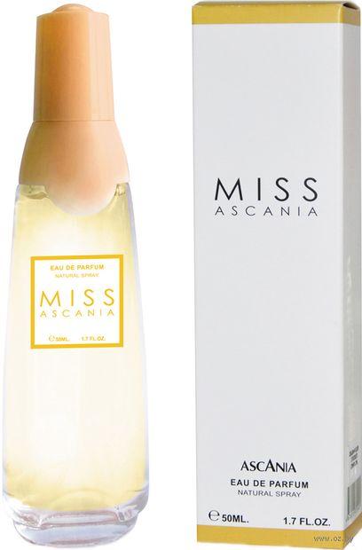 "Парфюмерная вода для женщин ""Miss Ascania"" (50 мл) — фото, картинка"