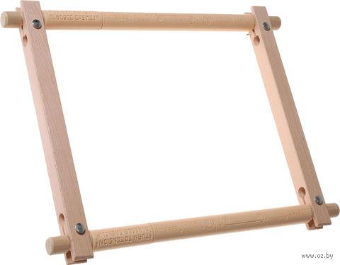 Пяльцы-рамки с клипсой (30x30 см)