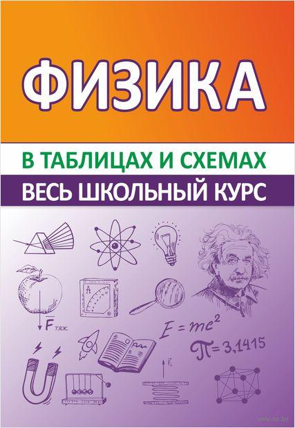 Физика. Весь школьный курс в таблицах — фото, картинка