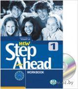 New Step Ahead: Workbook v. 1 (+ CD) — фото, картинка