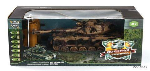 """Танк """"Т-90"""" (со световыми и звуковыми эффектами; арт. 87555) — фото, картинка"""
