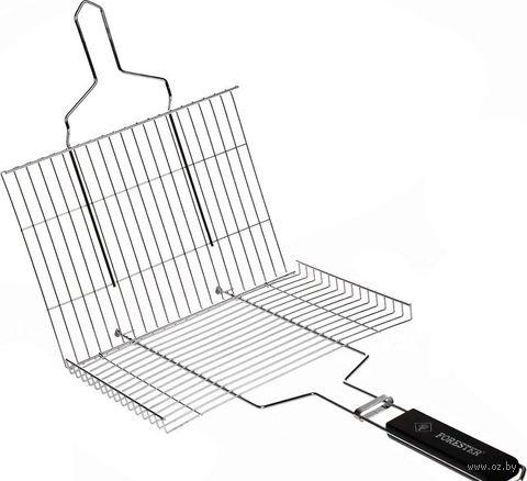 Решетка-гриль (35x26 см) — фото, картинка